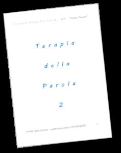 TERAPIA DELLA PAROLA 2